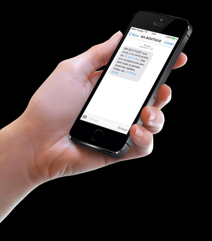 campagne de sms